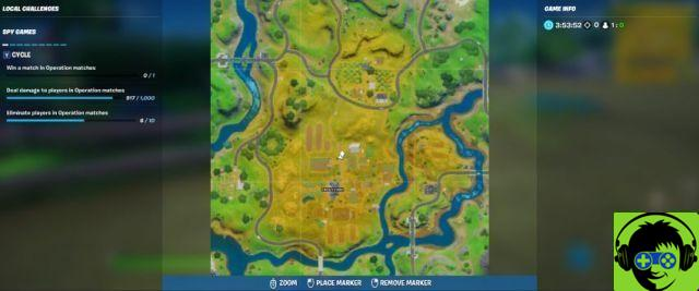 Frenzy Farm Fortnite Location Where To Find Ghost Ollie At Frenzy Farm In Fortnite Chapter 2 Season 2