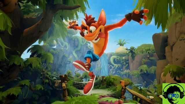 Fortnite 4.0 Crashes Crash Bandicoot 4 It S About Time Multiplayer Modes Features Characters